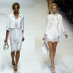 модные тренды весны-лета 2014 - кружево