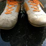 обувь промокает