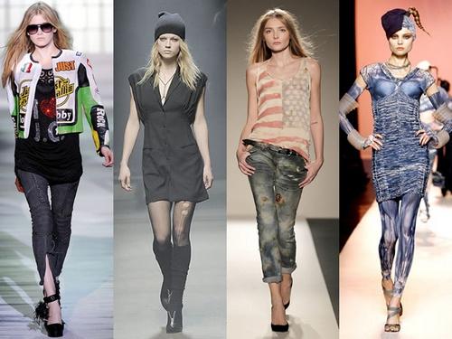 Стиль гранж в одежде для девушек