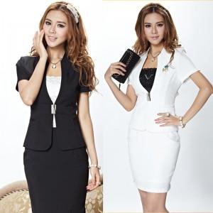 офисная одежда для девушек 2014